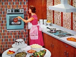1950s Homemaker