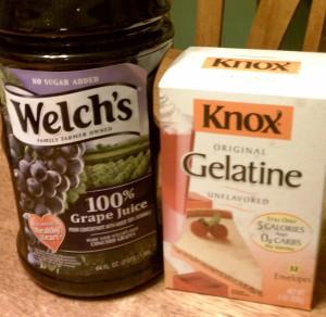 how to eat knox gelatin