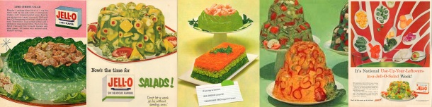 Weird Jello Salads